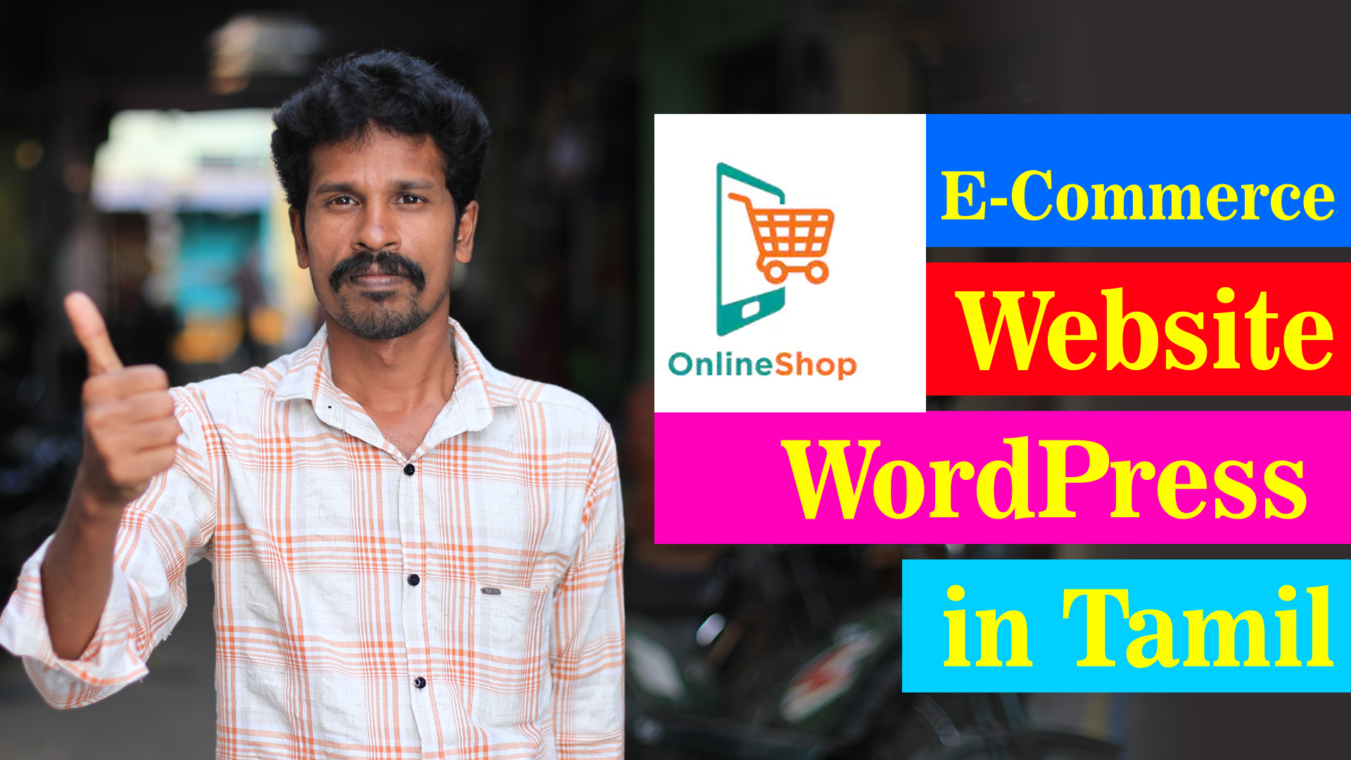 Build online stores with WordPress in Tamil copy